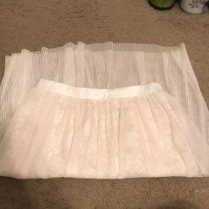 Lingerie see through skirt